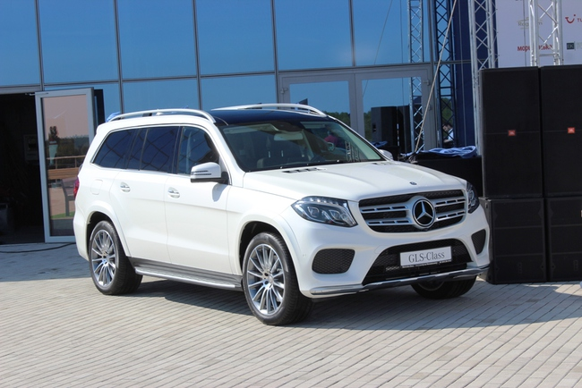 Mercedes-Benz – GLS